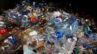 Le recyclage du plastique, un enjeu environnemental chamboulé par la pandémie de Covid-19 (image d'illustration).