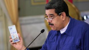 Venezuela, Nicolas Maduro da ya tsallake rijiya da baya