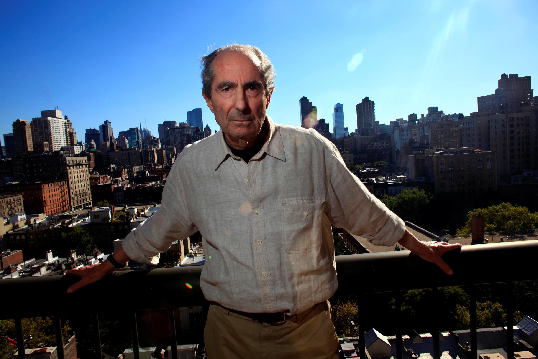 Philip Roth à New York le 15 septembre 2010.
