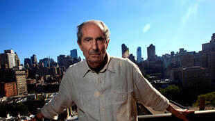 Philip Roth in New York in 2010