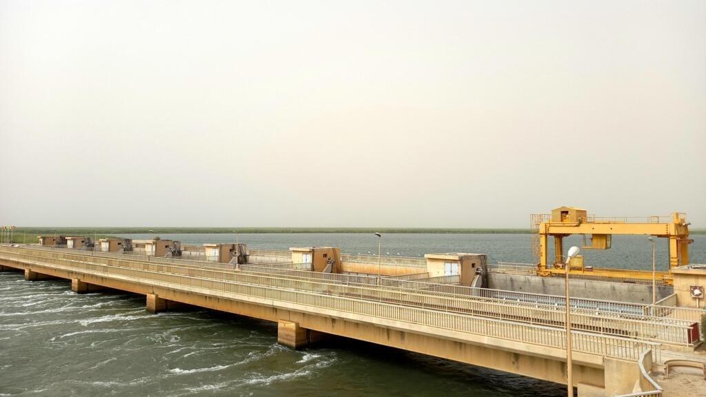 Sénégal: le barrage de Diama, un exemple de gestion partagée de l'eau