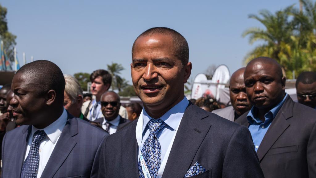 Moïse Katumbi, Lubumbashi, Mei 28.