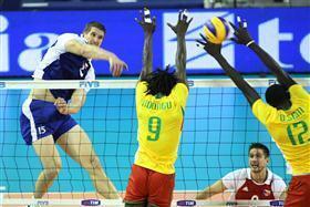 L'équipe du Cameroun battue par la République tchèque.