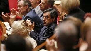 François Fillon, le 4 septembre à l'Assemblée nationale, à Paris.