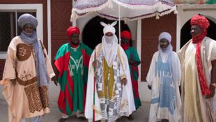 Sarkin Kano Muhammadu Sanusi II na cikin manyan sarakunan Najeriya da ke bai wa masarautar Hausawan Turai shawarwari