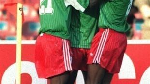El Camerún de Roger Milla, en 1990, fue el único equipo africano que logró llegar a cuartos de final en un Mundial.