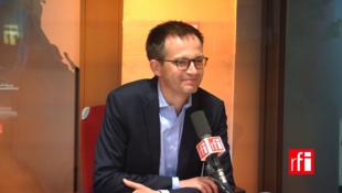 Pierre-Yves Bournazel le 13 juin 2017 sur RFI.