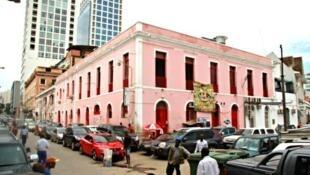 Teatro Elinga, Luanda