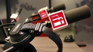 Micrófonos RFI.