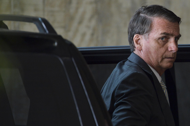 Jair Bolsonaro, presidente electo de Brasil, se ha mostrado reacio hacia el Acuerdo de París