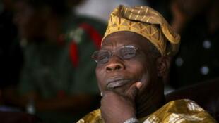 Tsohon shugaban Najeriya Olusegun Obasanjo
