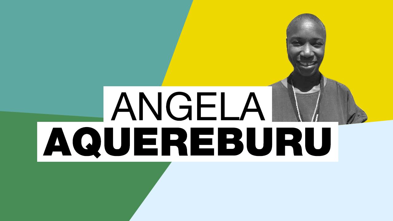 Angela Aquereburu : togolaise productrice de séries télévisées