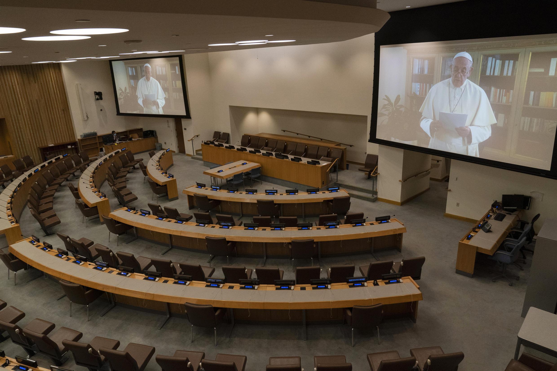 Nations Unies Asssemblée générale- 25/09/2020