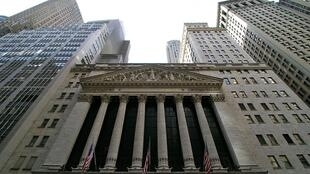Wall Street, la Bourse de New York.