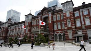 La gare de Tokyo (image d'illustration).