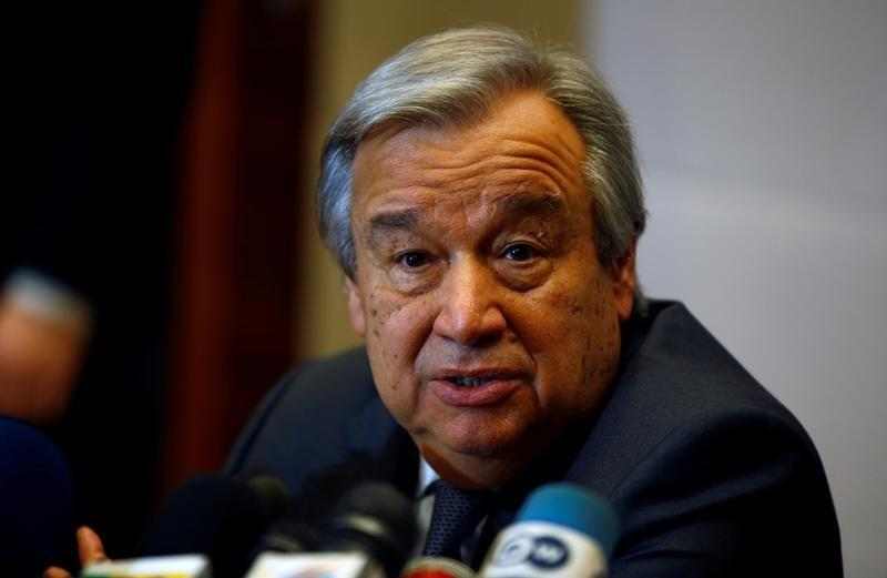 Antonio Guterres,Katibu mkuu wa umoja wa mataifa