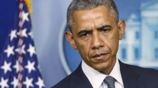 Barack Obama asegura que no está empezando una nueva Guerra Fría.