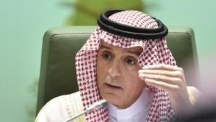 عادل الجبیر، وزیر مشاور در امور خارجه عربستان سعودی