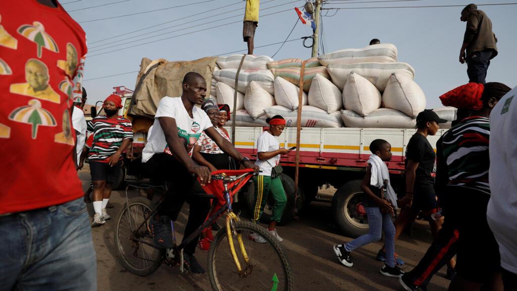 Présidentielle au Ghana: les attentes d'une population