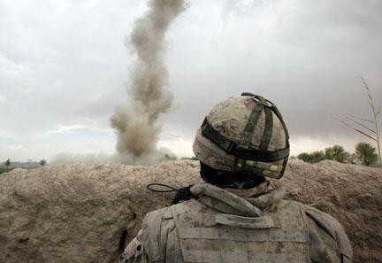 Ảnh minh họa: Quân nhân NATO trong một cuộc tập trận.