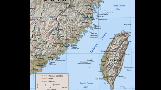破共军潜舰封锁 台湾用无人机反潜作战(photo:RFI)