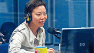 香港商業廣播電台時事節目主持人李慧玲突然遭到撤職