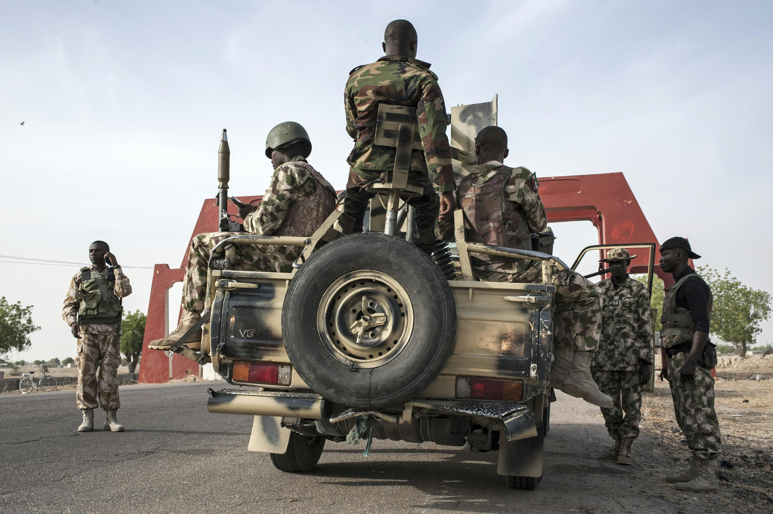 For more than a decade Nigeria's military has battled Islamist insurgencies that have devastated the northeast, killing at least 36,000 people and displacing more than two million