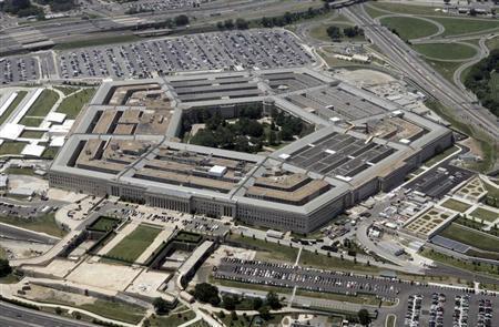 Trụ sở bộ Quốc phòng Mỹ. Ảnh minh họa.