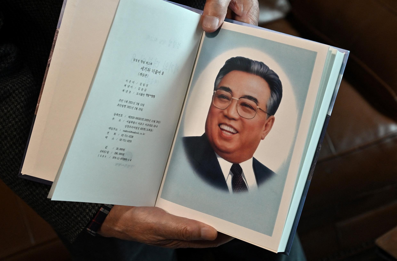 livre-memoires-kim-il-sung-coree