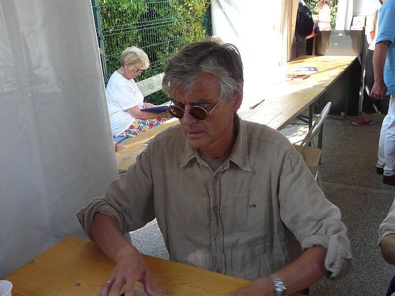 Le dessinateur belge François Schuiten.