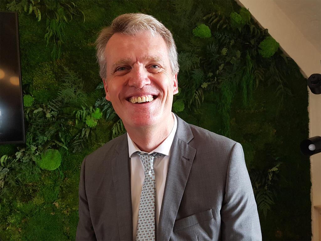 Florent Guhl, directeur de l'Agence Bio.