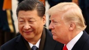 中国国家主席习近平将与美国总统特朗普在大阪G20举行会谈