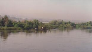 Le fleuve Niger à Bamako (photo d'illustration).