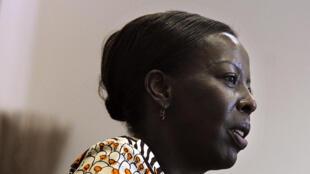 Louise Mushikiwabo, waziri wa mambo ya nje wa Rwanda.