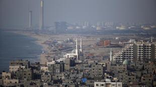 Ukanda wa Gaza wakabiliwa na mashambulizi ya ndege za kivita za Israel.