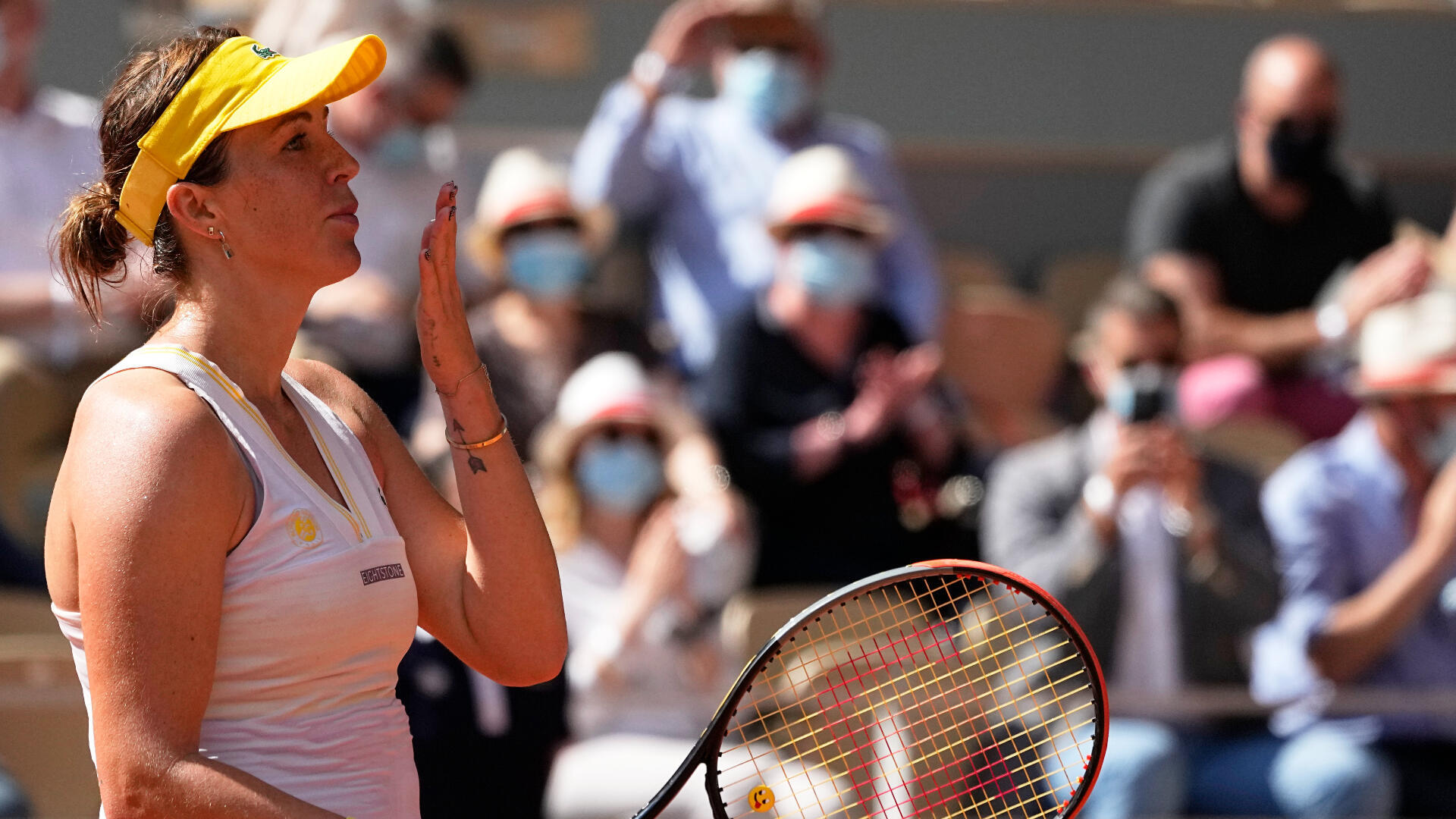 Pavlyuchenkova Tennis