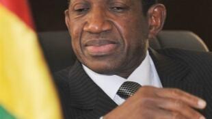 Le Premier ministre guinéen Kabiné Komara