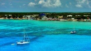 Las Islas Caimán, en el mar Caribe, hacen parte de los 14 territorios británicos de ultramar considerados como paraísos fiscales.