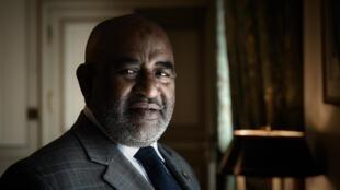 Le président comorien Azali Assoumani. Photo prise le 5 décembre 2019.