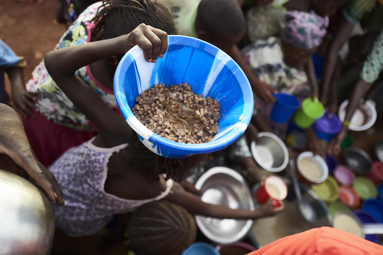 Sahel - Mali - Food - nourriture - alimentation - déplacés - Faladie