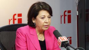Corinne Lepage, eurodéputée, ancienne ministre de l'Environnement.