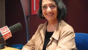 Alicia Dujovne Ortiz en RFI.