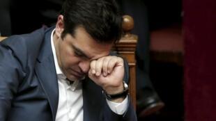 希腊总理奇普拉斯