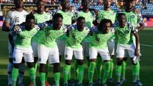 L'équipe du Nigeria, à la CAN 2019. (Illustration).