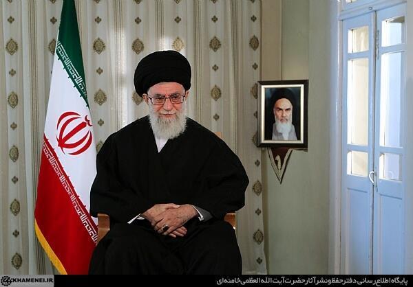 پیام نوروز۱٣٩۱ آیت الله خامنه ای، رهبر جمهوری اسلامی