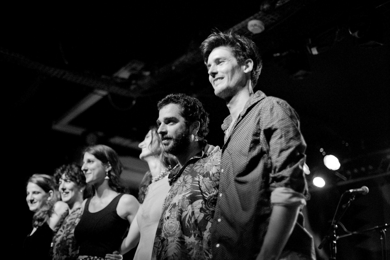 Collectif Medz Bazar spread the love on their third album 'O'