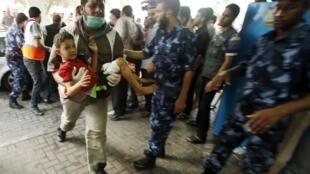 Mashambulizi ya jeshi la Isreali yaendelea katika ukanda wa Gaza kwa siku ya 18.