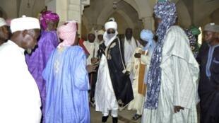 Sarki Mohamed Sanusi na Jihar Kano