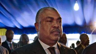 Samy Badibanga waziri mkuu mteule wa DRC 2016.