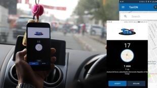 TaxiOn veut améliorer la sécurité des passagers en exigeant l'identification des chauffeurs.